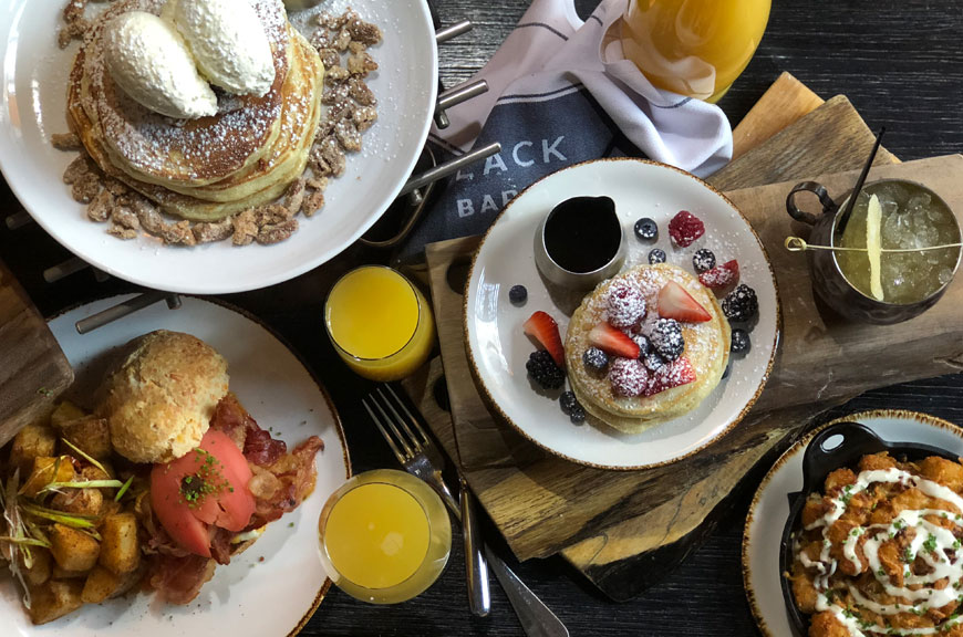 BLACKBARN Chelsea Market| Brunch