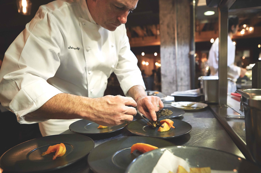 BLACKBARN | Chef's Table