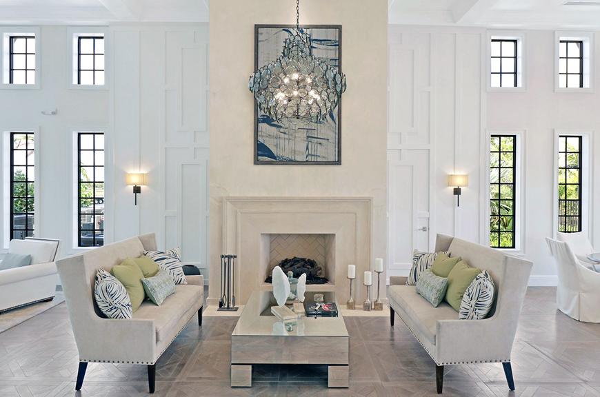 V Starr Interiors   Royal Palm Polo