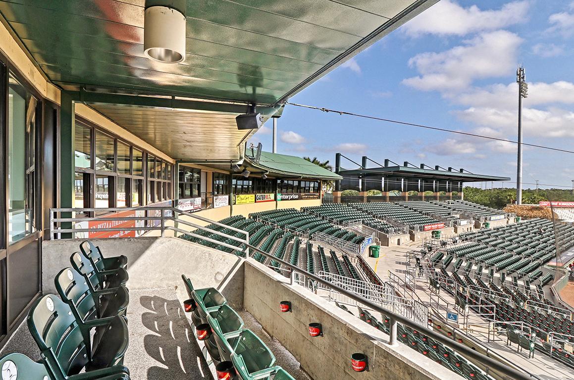 V Starr Interiors | Roger Dean Stadium