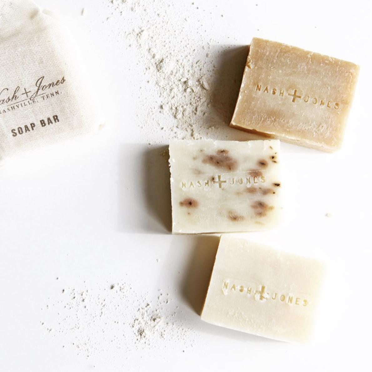 Himalayan Salt Soap Bar