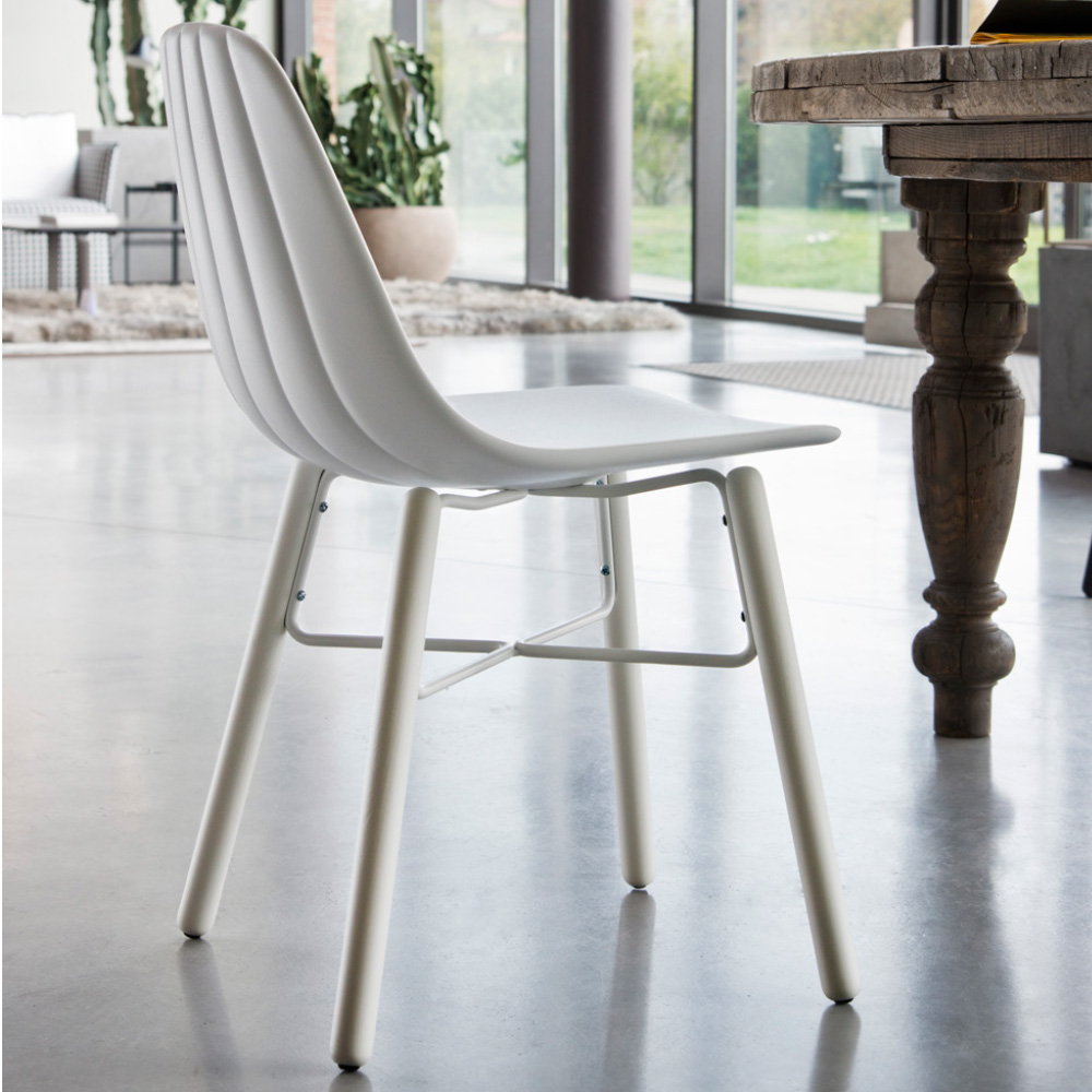Jane_Hamley_Wells_BABETTE_BABW_B_modern_cafe_restaurant_side_chair_molded_polyurethane_seat_on_wood_legs_with_contrasting_metal_stretchers.jpg