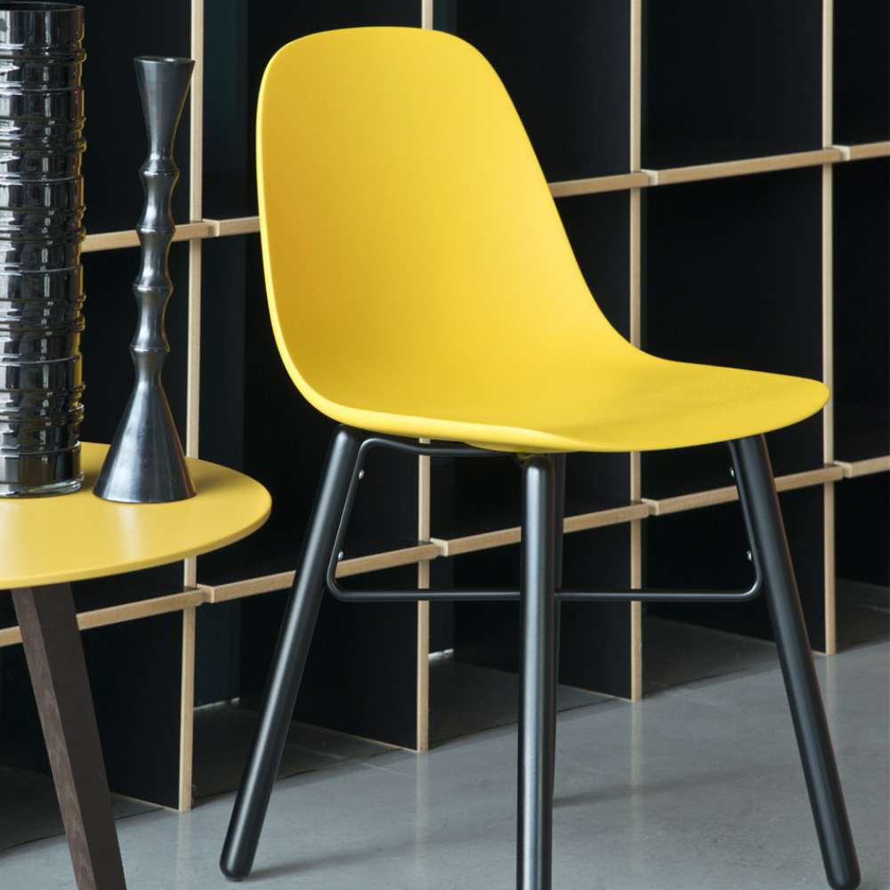 Jane_Hamley_Wells_BABETTE_BABW_C_modern_cafe_restaurant_side_chair_molded_polyurethane_seat_on_wood_legs_with_contrasting_metal_stretchers.jpg