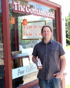 Giving coffee milk a boost with Rocket Fuel -Maine Dairy Promotion Board