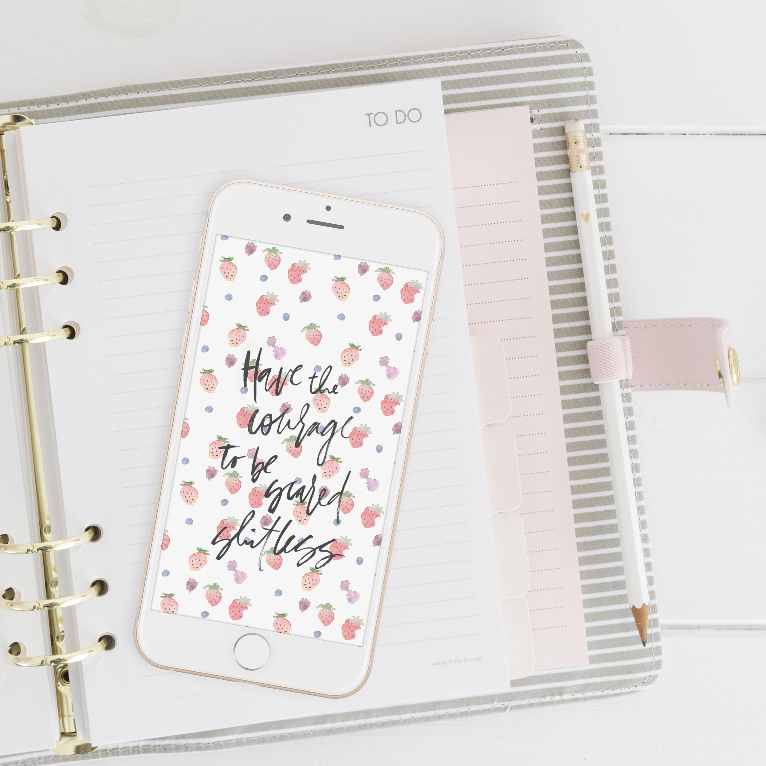 Printables + Downloads - Digital shit like wallpapers and printable planners