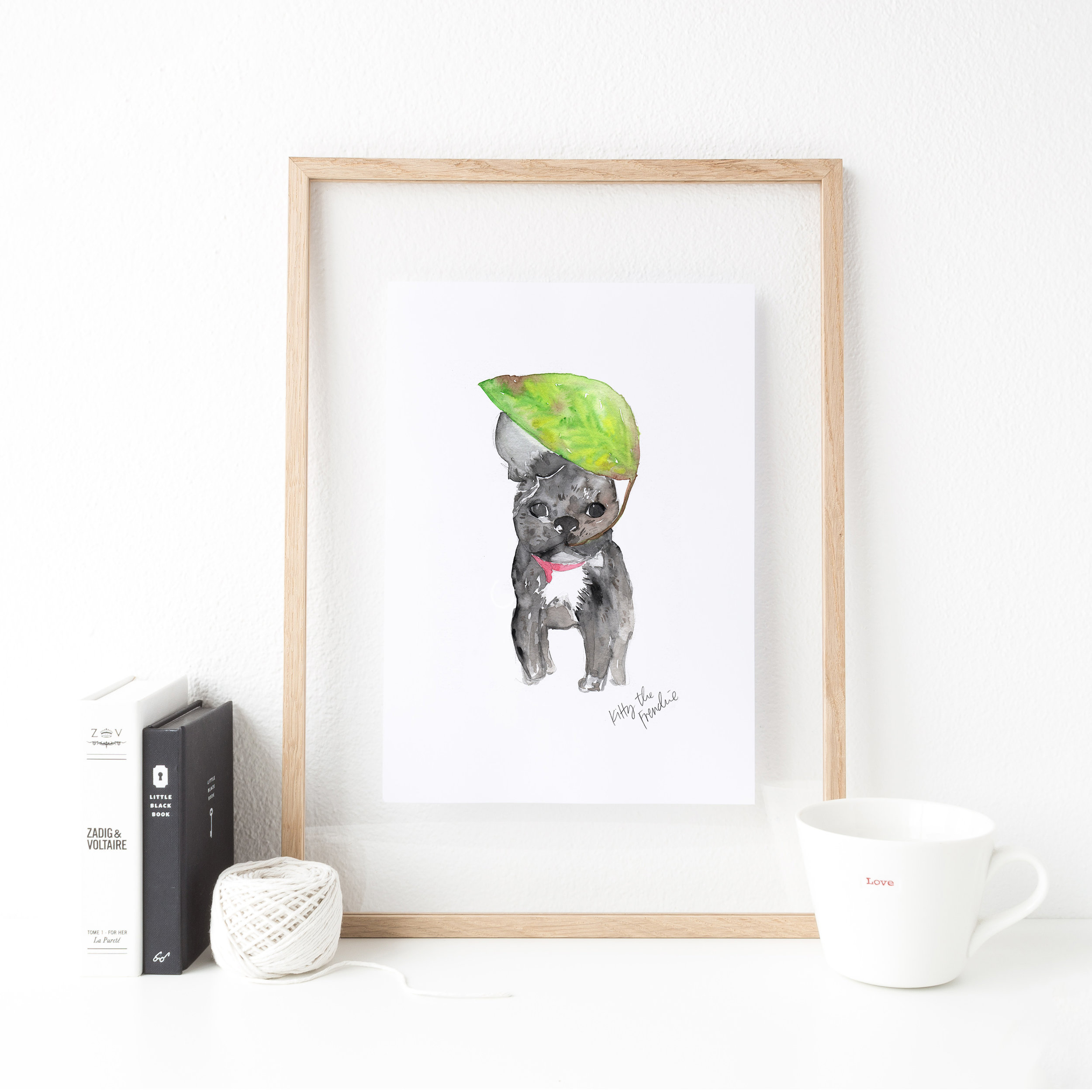 Custom Art Prints - Because personalized is always better.