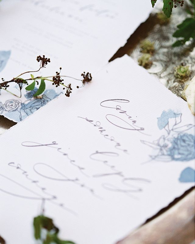 Loving someone deeply gives you courage. Lao Tzu⠀⠀⠀⠀⠀⠀⠀⠀⠀ ⠀⠀⠀⠀⠀⠀⠀⠀⠀ I've been super into the concept of love letters on your wedding day. Whether it's on the back of an insert card or even a thing on its own in a wedding suite, or writing a card to each other, having a little poetry never hurts. Lucky for us, writers past and present can't write enough about love so you can always find a good quote to steal.⠀⠀⠀⠀⠀⠀⠀⠀⠀ ⠀⠀⠀⠀⠀⠀⠀⠀⠀ Floral/Concept Design/ Cake @sweetandlovelyco :: Photography @josealvaradophoto :: Rentals @thriftedsisterevents :: HMUA @makeupby_yeseniat :: Model @willowmodels @ant_oh123 :: Gown @lasoiebridal ⠀⠀⠀⠀⠀⠀⠀⠀⠀ .⠀⠀⠀⠀⠀⠀⠀⠀⠀ .⠀⠀⠀⠀⠀⠀⠀⠀⠀ . ⠀⠀⠀⠀⠀⠀⠀⠀⠀ #weddings #weddingdetails #aislesociety #weddingsparrow #theknot #weddinginspiration #weddingideas #weddinginspo #weddingstationery #invitationsuite #weddinginvitation #weddinginvitations #lawedding #losangeleswedding #californiawedding #californiabride #socalbride #weddingblog #weddingplanning #socalwedding #stationerysuite #invitation #calligraphy #moderncalligraphy #paperstories #dailydoseofpaper #stationeryaddict #watercolor #watercolorpainting #illustration