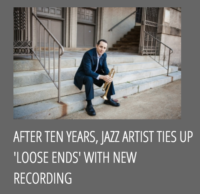 WCVE NPR aired a 10-minute segment on Loose Ends. Click the picture to stream! -