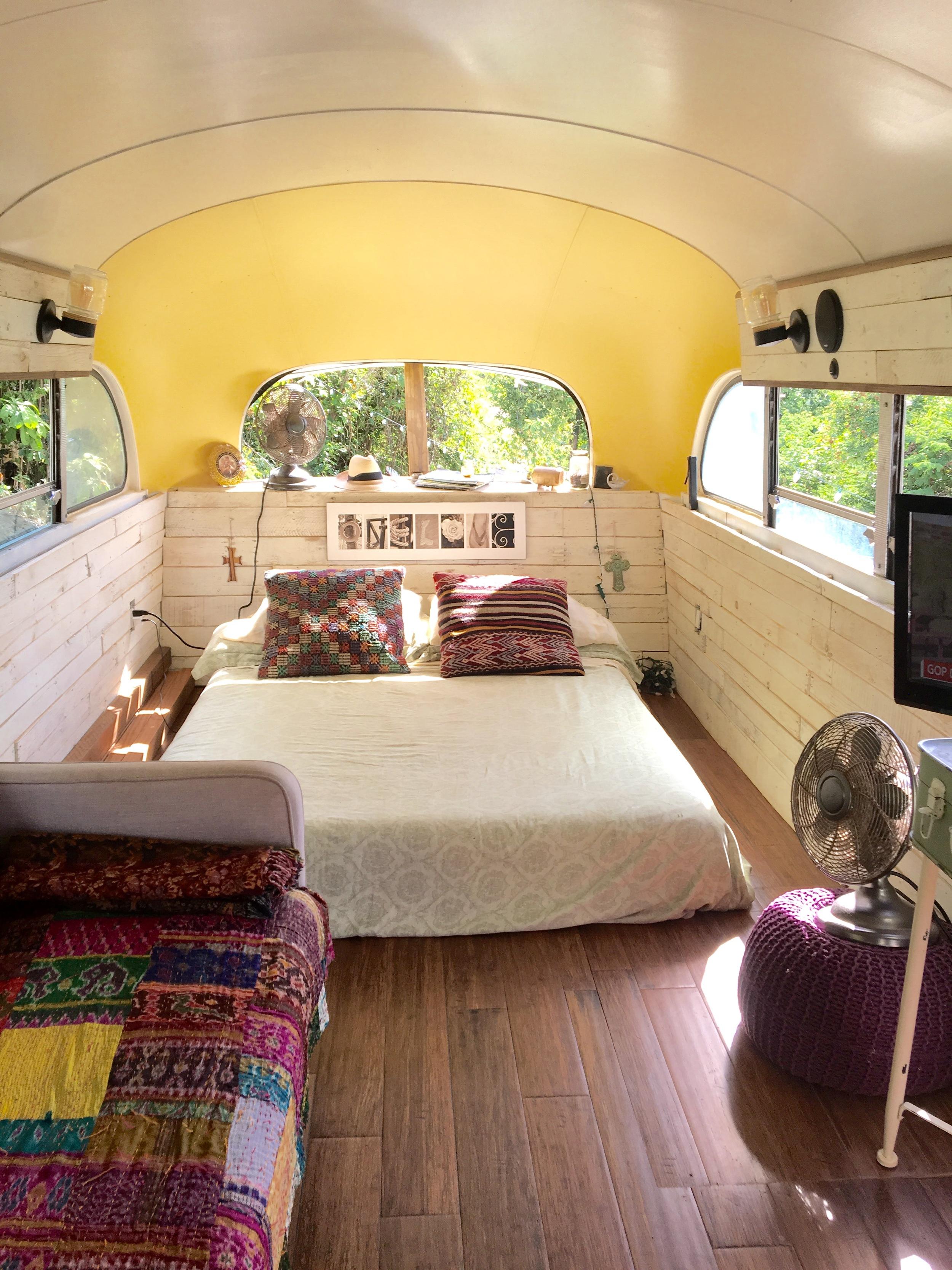 Bus Bedroom