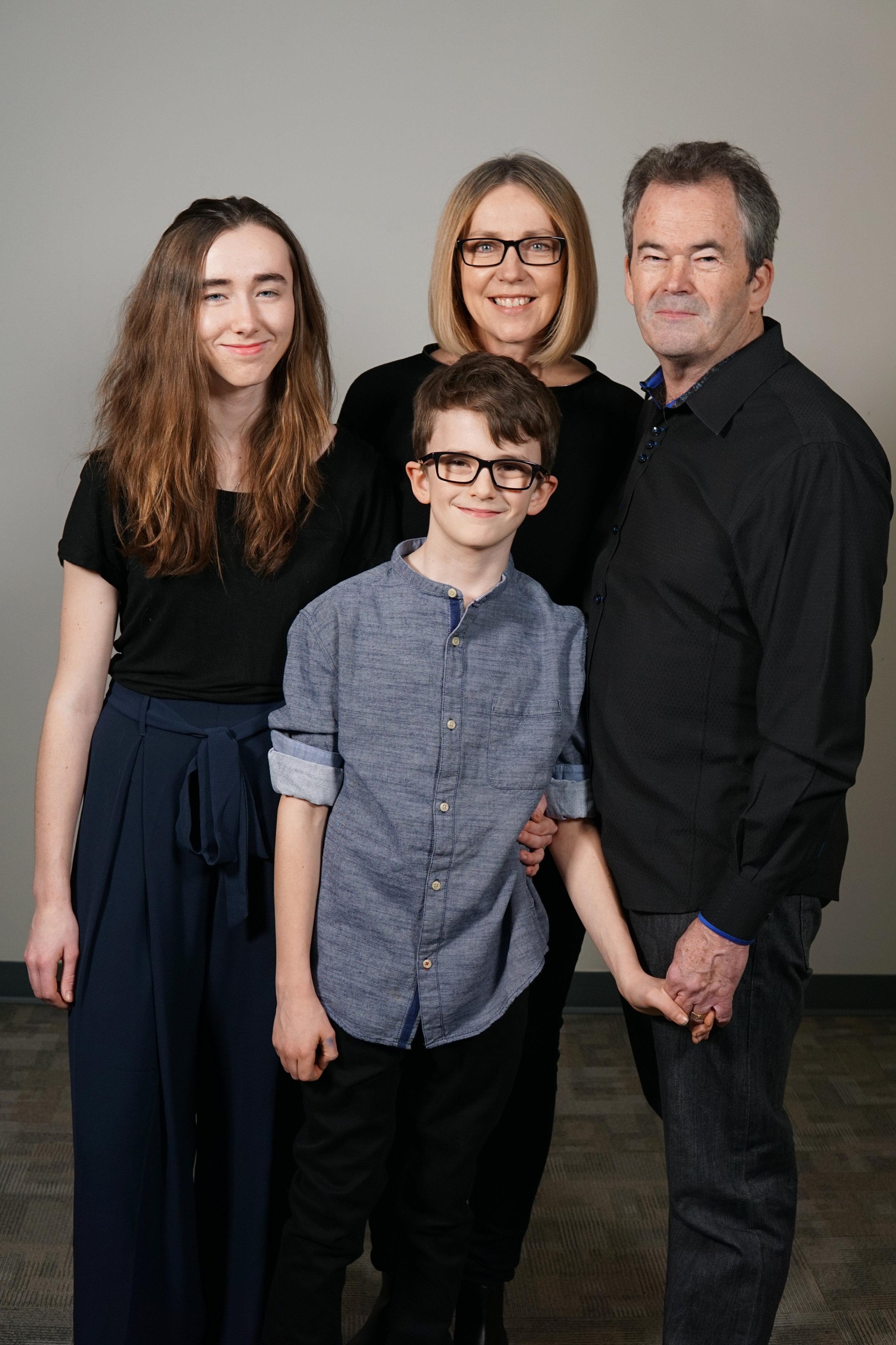 - United Way donors, Bowhay Family