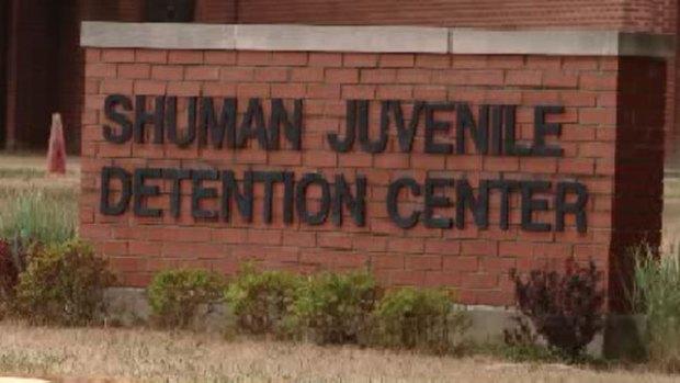 Shuman Juvenile Detention Center