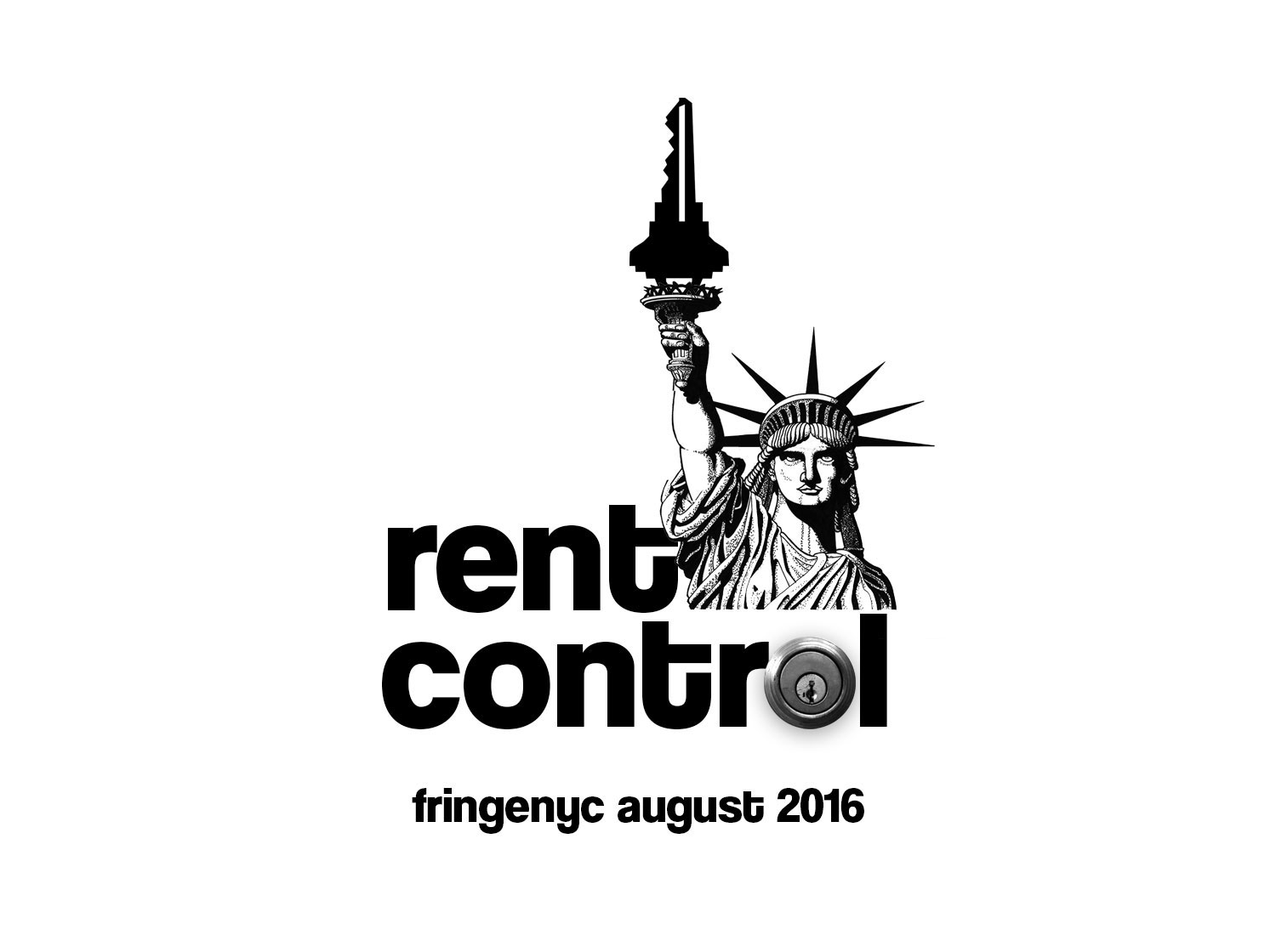 Rent Control written and performed by Evan Zes at FringeNYC August 2016