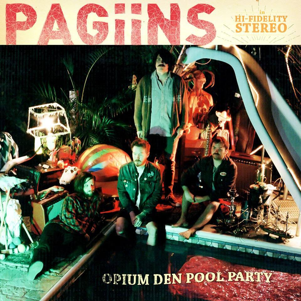GLS010 - PAGiiNS - Opium Den Pool Party