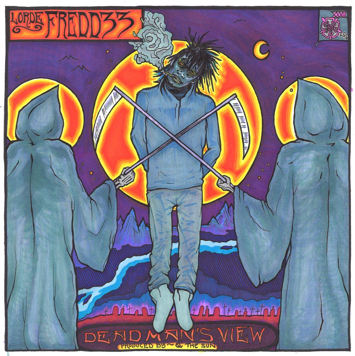 GLS016 - Lorde Fredd33 - Dead Man's View