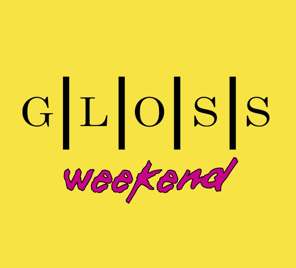 GLS018 - Gloss Weekend 1 Festival Compilation