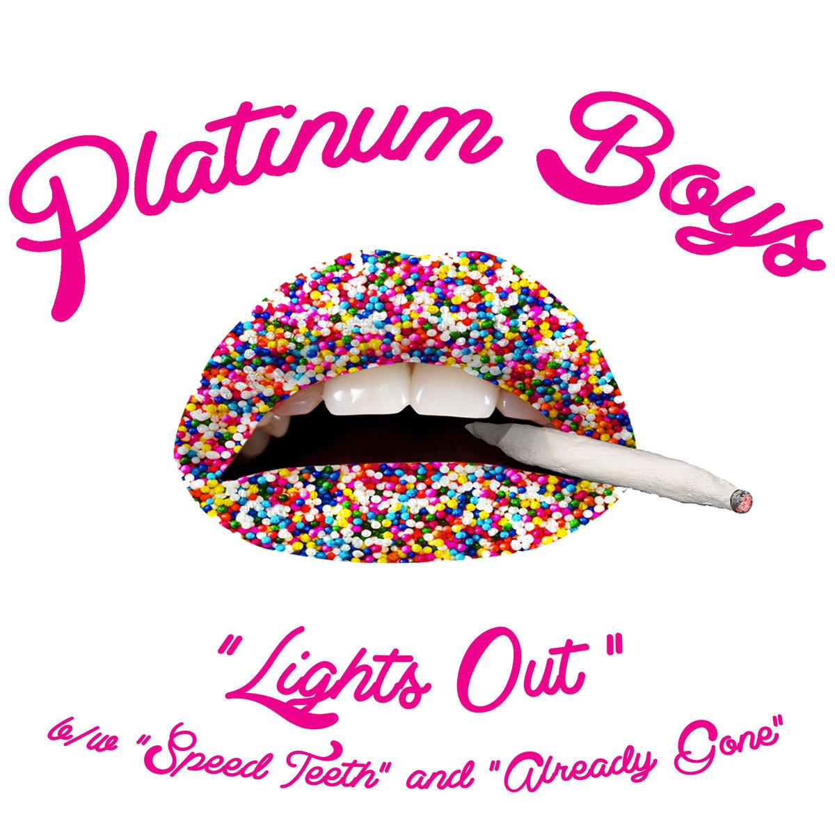 GLS019 - Platinum Boys - Lights Out