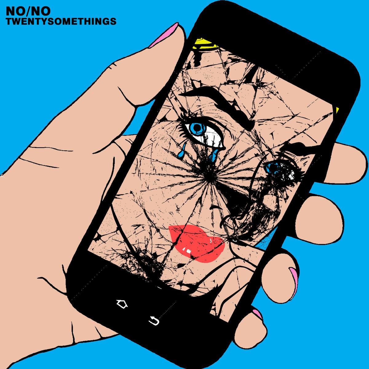 GLS028 - NO/NO - Twentysomethings EP
