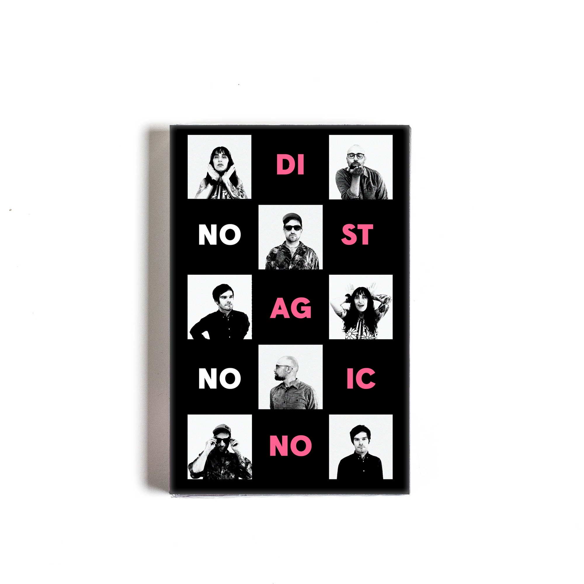 Cassette featuring alternate sleeve design