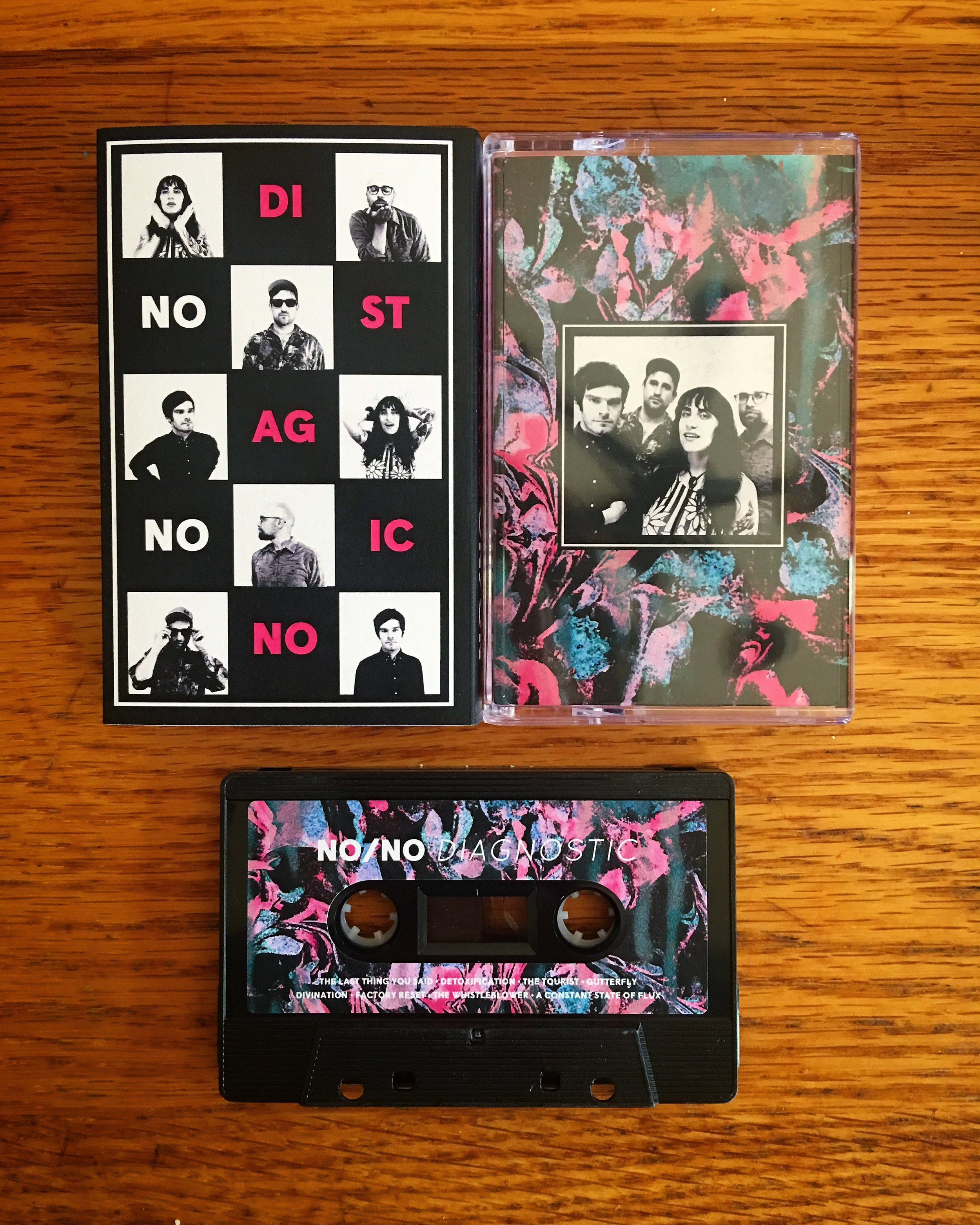 Outersleeve, cassette case, and physical cassette of NO/NO  Diagnostic