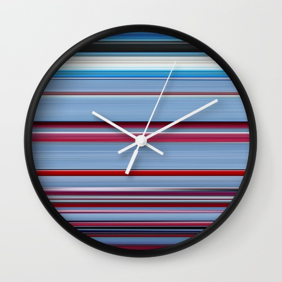 Falling Down - Swipe    Buy Wall Clock here.