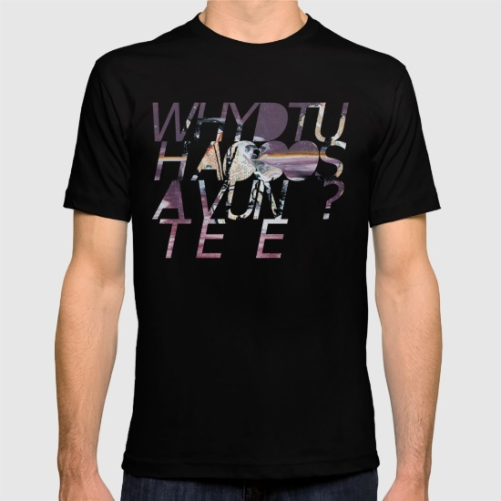 What Have You Done To Us - Text    Buy Men & Women T-shirts here.