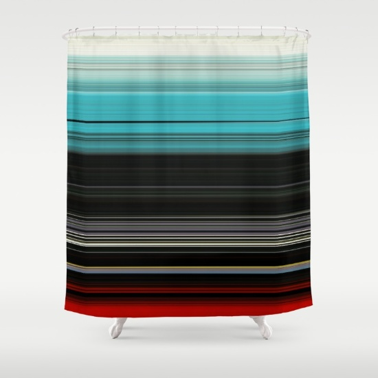 Give Me Nothing - Swipe    Buy Shower Curtain here.