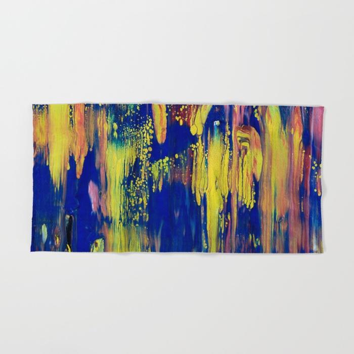 Sunrise – Detail #1    Buy Bath Towel here.