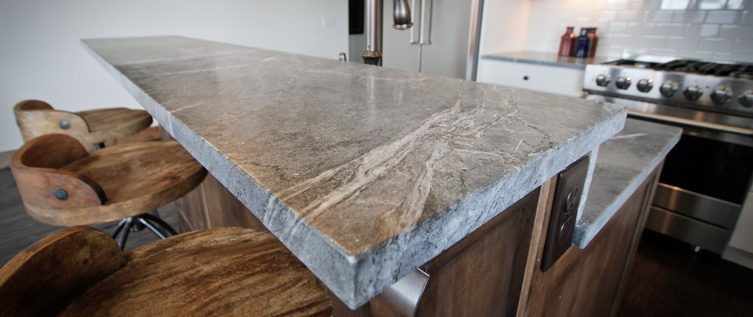 We are direct fabricators of   stone custom countertops   (granite - marble - quartz)   set an appointment   find more offers