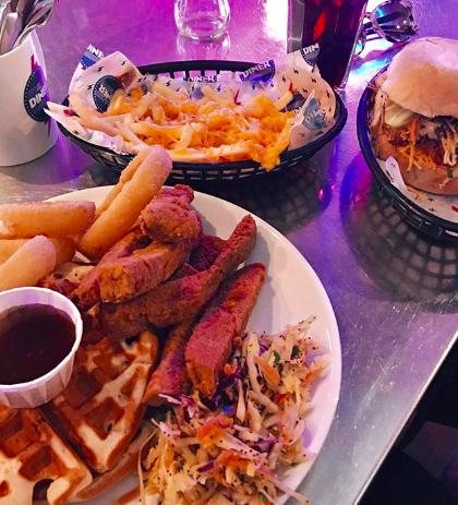 the-diner-vegan-london-hmfyoga