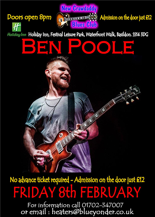 Ben Poole - Poster 2019 - 500x700.jpg