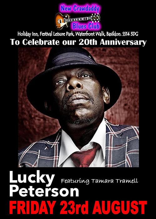 Lucky Peterson - Poster - 2019 - 500x700.jpg