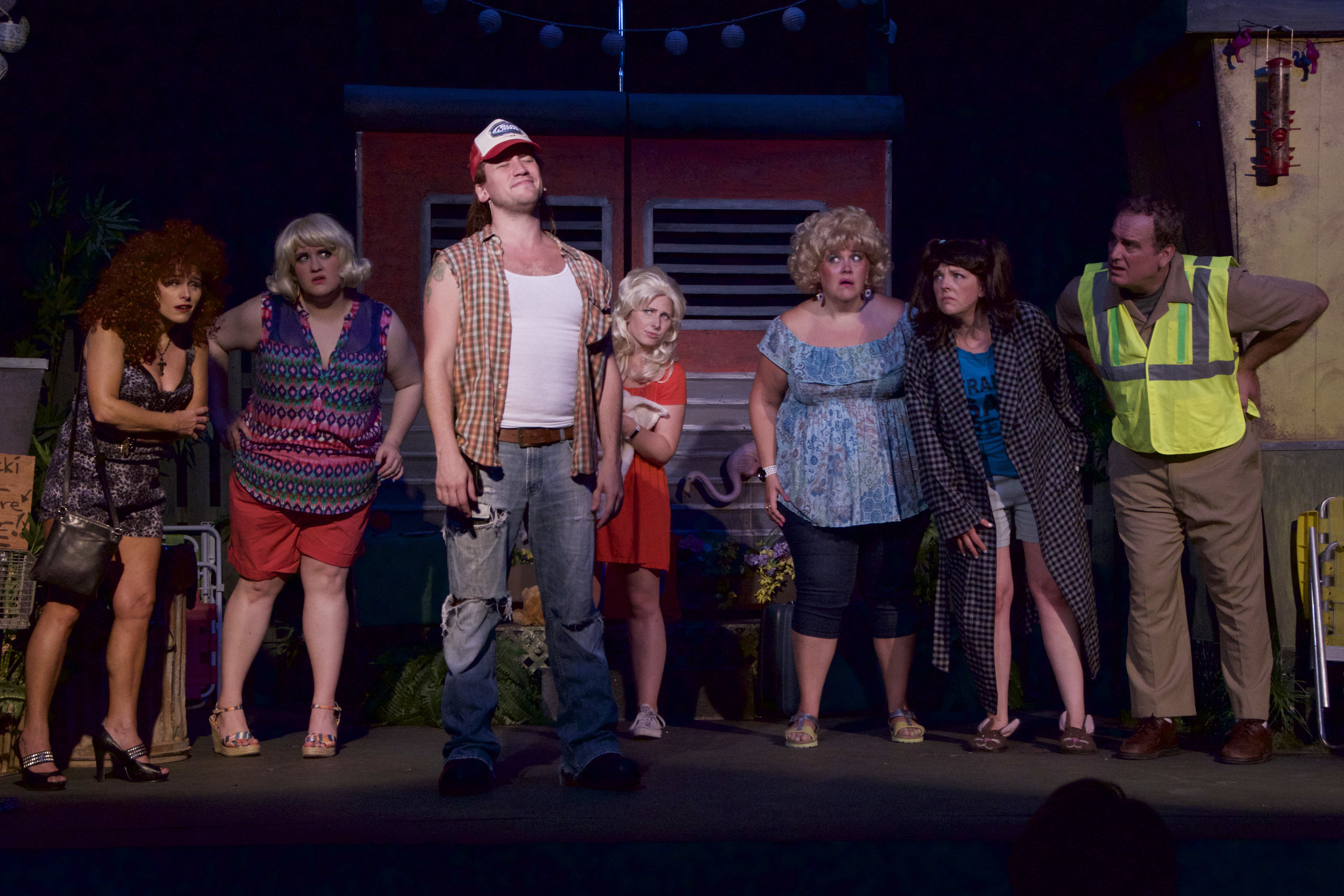 The Great American Trailer Park Musical, 2016