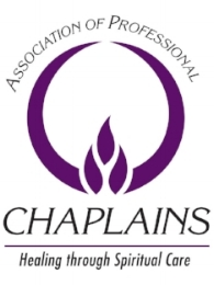 The provider of this educational event has designed the program so that it may be considered by participants for use as continuing education to enhance the professional knowledge and pastoral competency of chaplains certified through the Board of Chaplaincy Certification Inc.® an affiliate of the Association of Professional Chaplains™