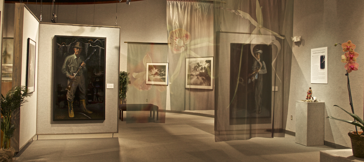 Banners at MOFAC ©Connie Bransilver