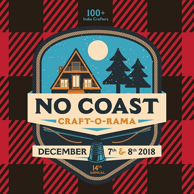 No Coast starts today! Friday the 7th from 3 to 8 and Saturday the 8th from 9 to 5. Don't miss it!  #nocoastcraft #shoplocalmn #nocoastcraftorama #mn #minneapolis #handmademn #shopmn #midtownglobalmarket
