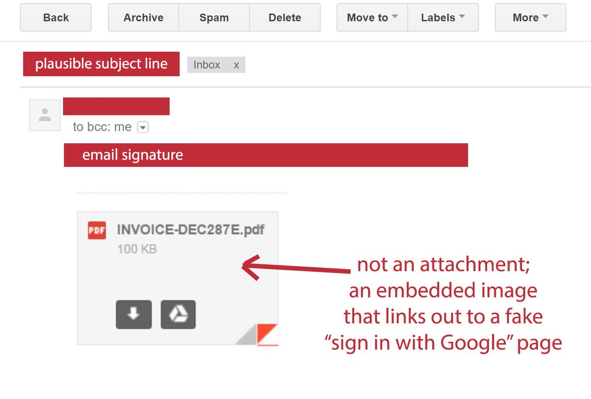 The Gmail Phishing Scam That's Fooling Even Tech Savvy Users 1