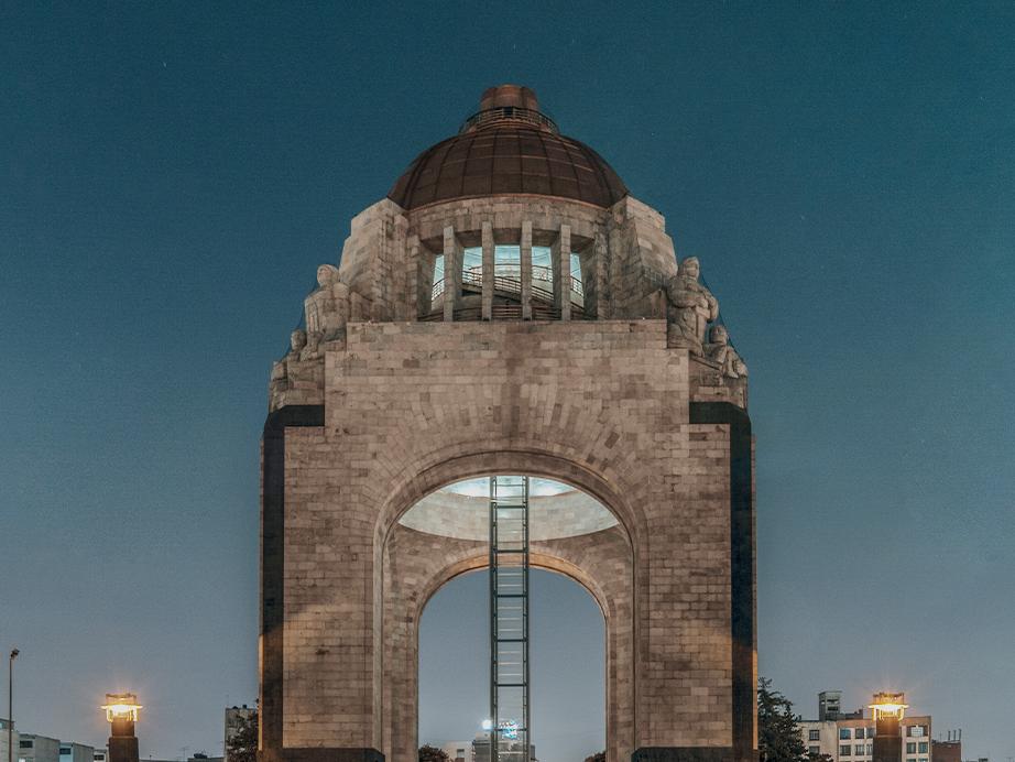 Mexico City - La Capital