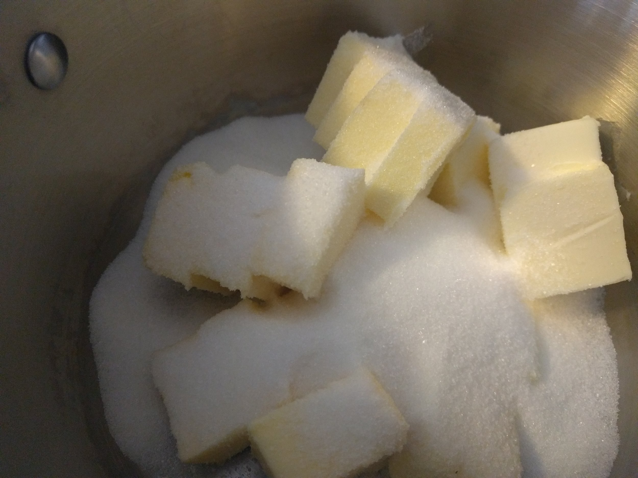 Butter+Margarine+Sugar, oh my!
