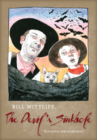 Review of Bill Wittliff's  The Devil's Sinkhole