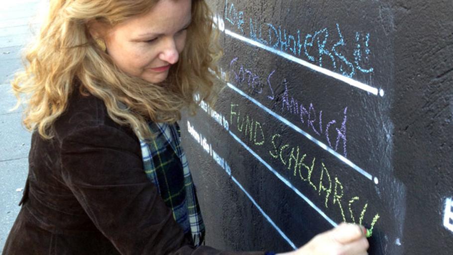Betsey O'Brien, founder, Pen & Hand