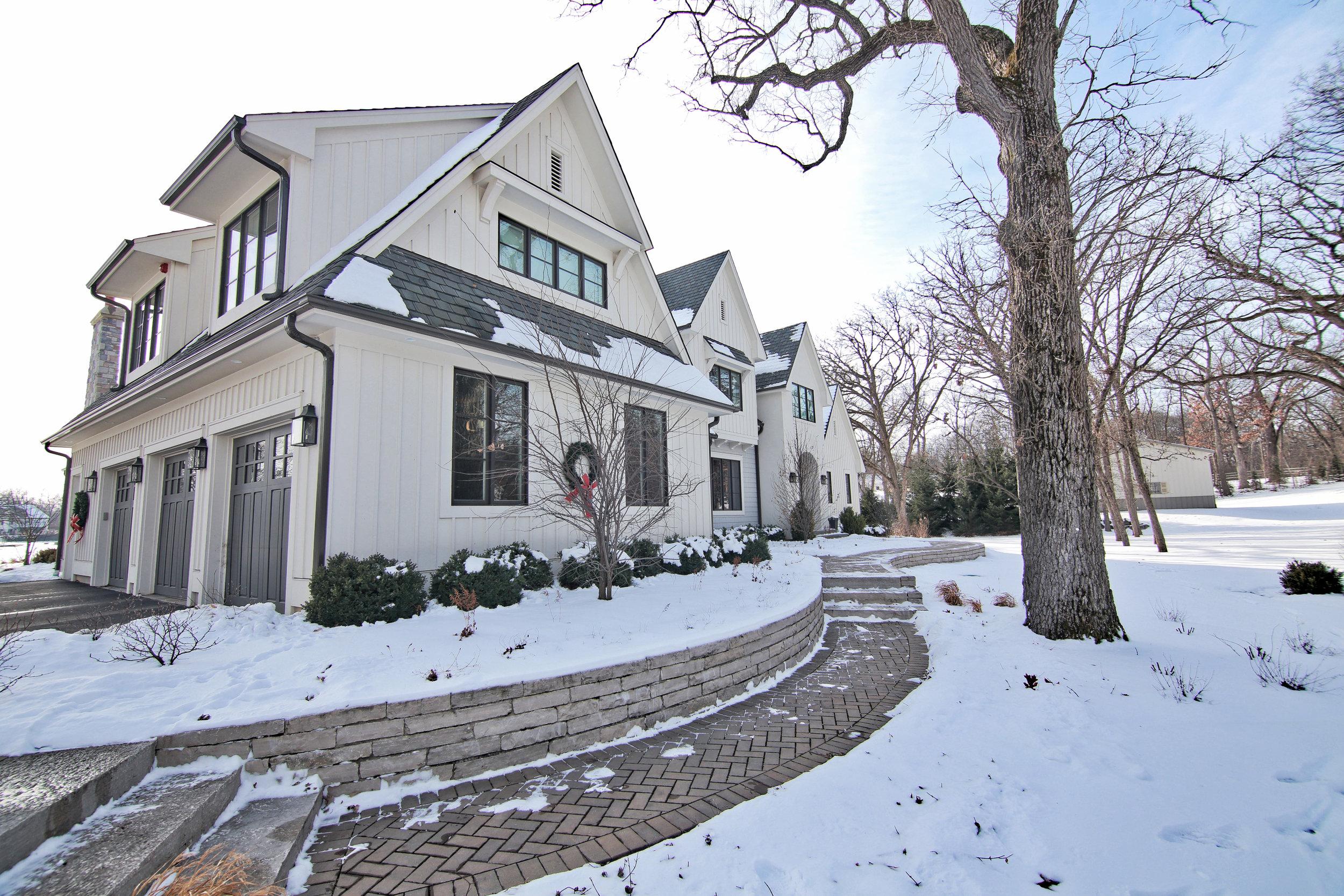 Custom Home - Barrington, IL