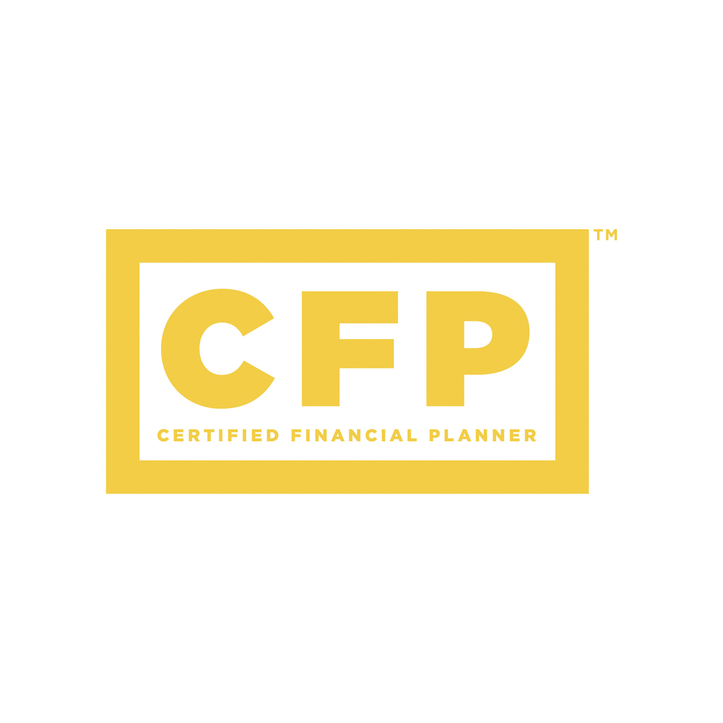 Certified Financial Planner™