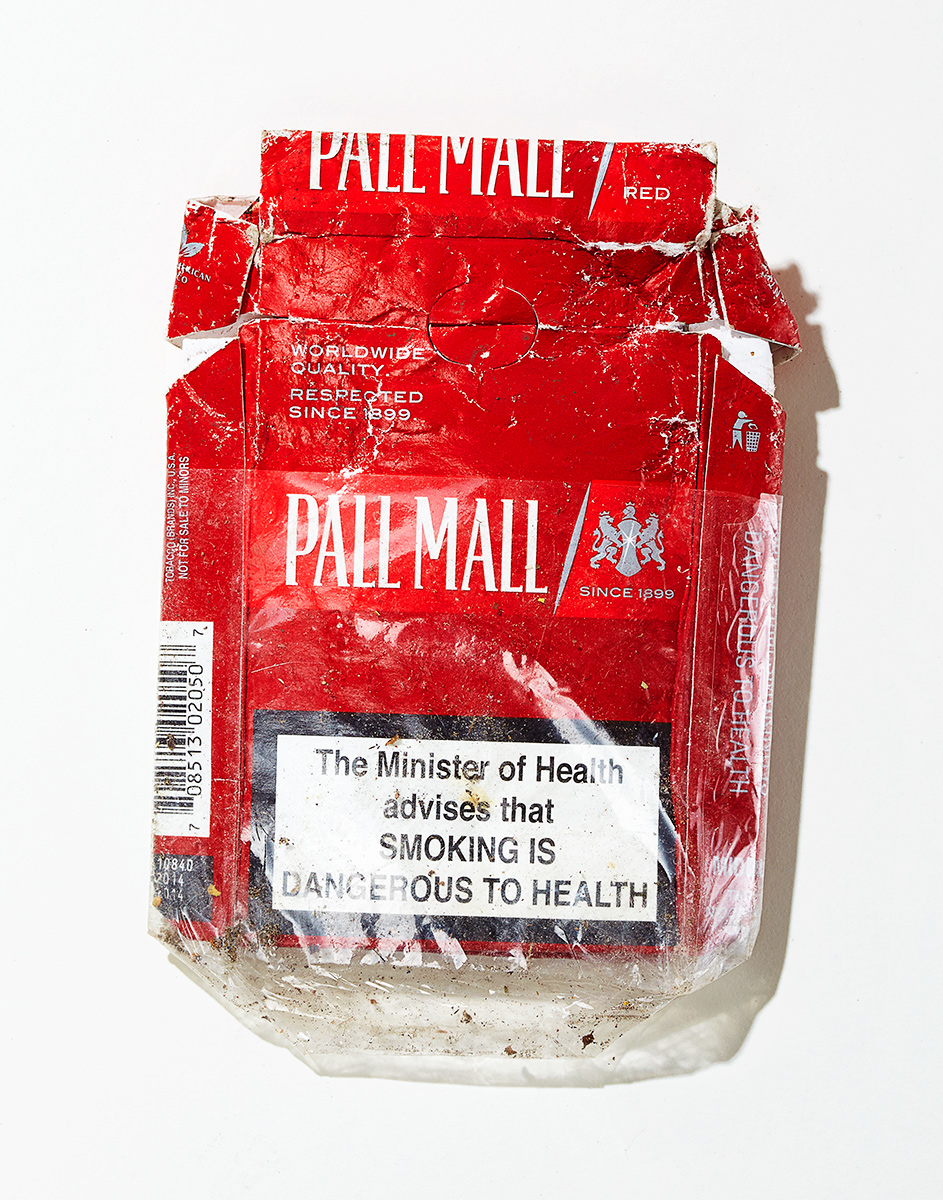 Paul Mall Back