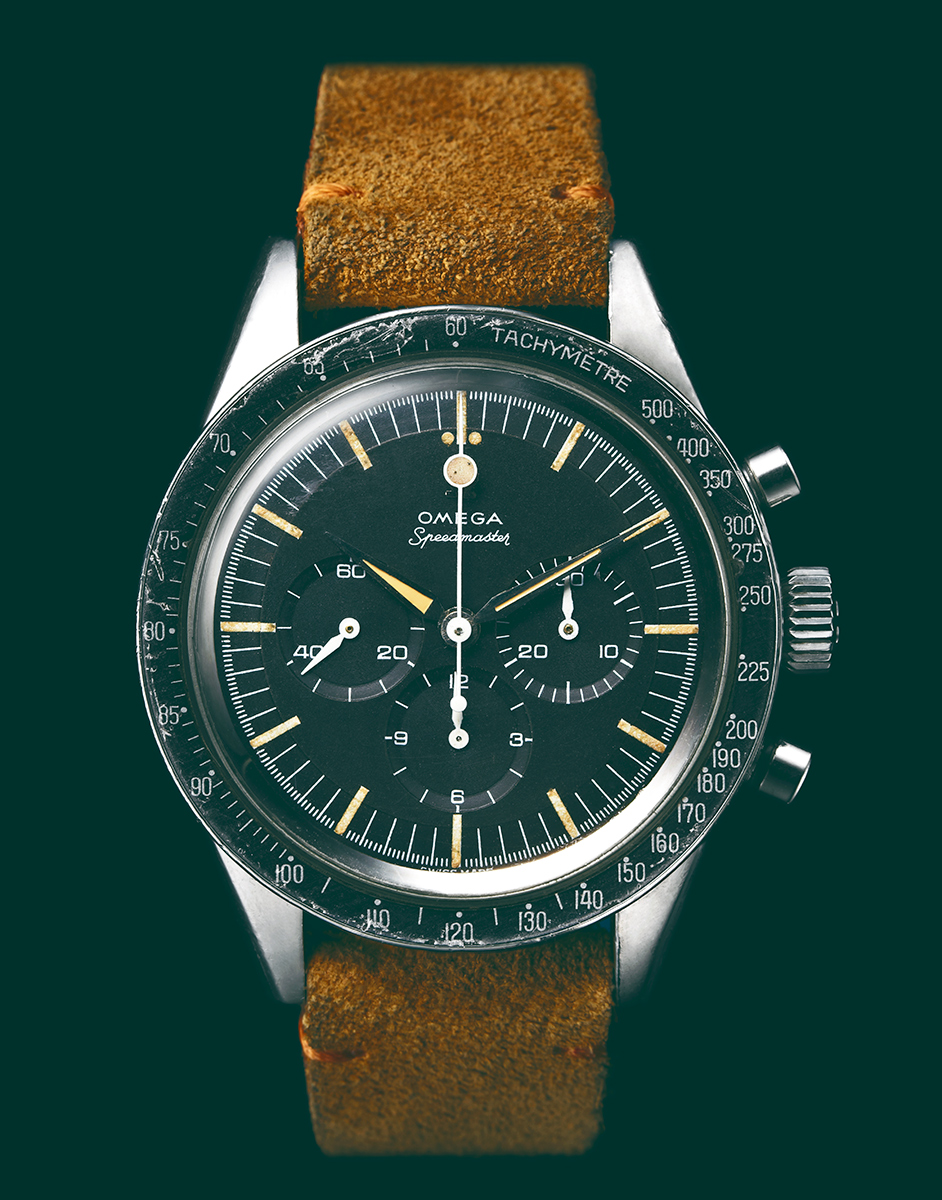 9 - Omega Seamaster