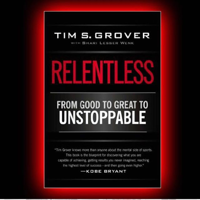 Just finished reading this great book! If you're looking for some motivation on this Monday morning check out my 4 favorite quotes!  Each of these quotes have a similar message to them. A simple sum up of them would be: it's about demanding more from yourself. It can't be motivation from anyone else but yourself to be the best. You must strive to improve your craft everyday. If you improve 1% everyday and compound that over a year you will be a completely different person after 365 days of continual growth. If you find yourself at the top you'll have to work just as hard to stay there. There will always be someone behind you trying to catch up!  If you enjoy theses quotes I would highly recommend picking up a copy for yourself.  #WSPFamily #WestlakeSportsPerformanceAndFitness