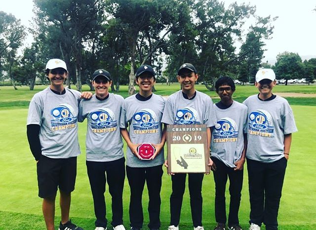 Big shoutout to these 3 guys (@kellydobsongolf, @_austinliu and @darren_chiu_) for leading Oak Park to a CIF Championship! Let's go!!! #WSPFamily #WestlakeSportsPerformanceAndFitness