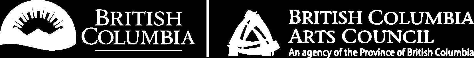 BC Arts Council/BC province