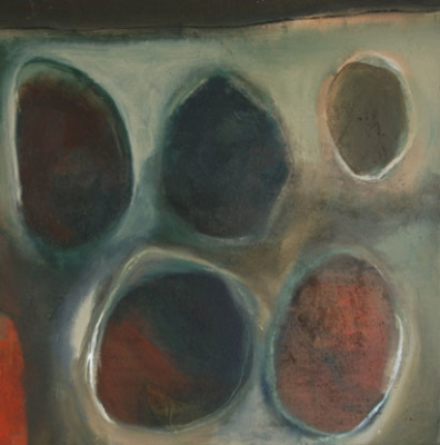 Repose 1 -Acrylic on canvas, 2015