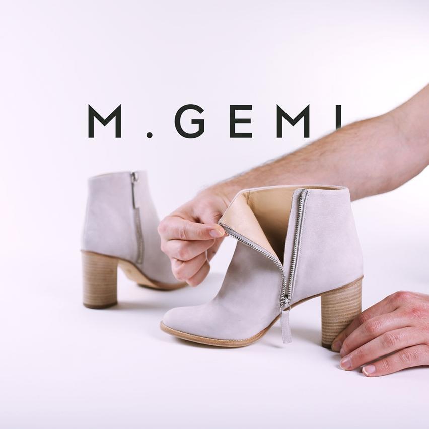 M.GEMI  M.Gemi designer shoe company
