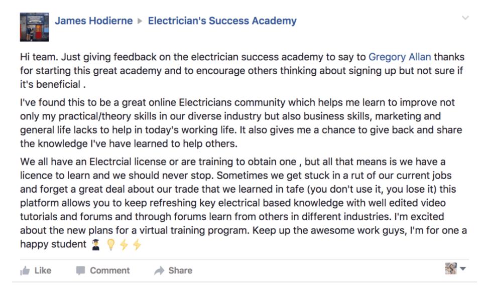 electricians-success-academy-membership